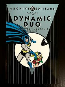 DC Archive Editions: Batman: The Dynamic Duo Archives 2, VF/NM