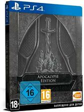 ✦ Dark Souls 3-Apocalypse Edition ✦ même jour expédition ✦ PS4 ✦ Steelbook ✦ III