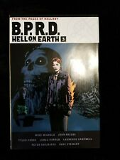 B.P.R.D. HELL ON EARTH OMNIBUS 3 DELUXE HC DARK HORSE COMICS Mike Mignola new