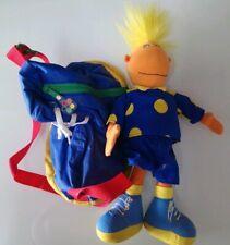 The Tweenies Jake Doll and Sneakers Bag.