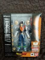 S.h.figuarts Dragon Ball Z Android No.17 Soul Web Shop Limited Figure Bandai new
