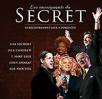LES ENSEIGNANTS DU SECRET - COFFRET 5 DVD + 5 CD