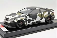 1/18 Liberty Walk LB C63 Pearl Camo Free Shipping/ Davis Giovanni MR BBR