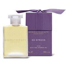 Aromatherapy Associates De-Stress Mind Bath Shower Oil 55ml Message Body #3499
