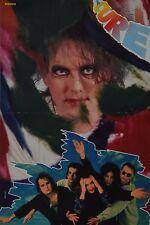 THE CURE - A3 Poster (ca. 42 x 28 cm) - Robert Smith Clippings Fan Sammlung NEU