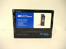 AJA Ki Pro Mini Ultra-Portable Digital CF Recorder with Apple ProRes 422 New!