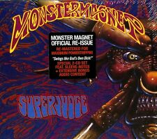 MONSTER MAGNET SUPERJUDGE DOPPIO CD DIGIPACK NUOVO SIGILLATO !!