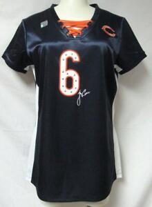 Chicago Bears Womens Size Large Jay Cutler #6 Jersey Shirt A1 2280