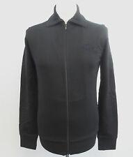 Lacoste SH9553 Zip up Sweatshirt Black Size 8 ( 2XL )  rrp £139.95 BOX7252 D