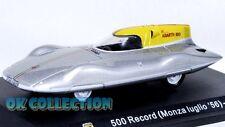 1:43 ABARTH 500 RECORD BERTONE (Monza Luglio '56) - 1956 + COPERCHIO BOX RIGIDO