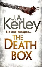 The Death Box (Carson Ryder, Book 10),J. A. Kerley