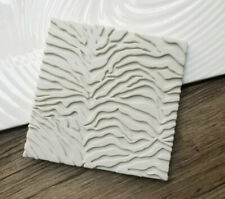 ZEBRA PRINT Silicone design Mat Mould