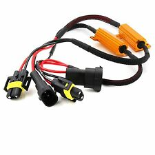 Alla Lighting H11 H8 Load Resistor Fix LED Headlight Fog Light Error Code Blink