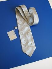 VIVIENNE WESTWOOD  NUOVA NEW 100% PURE SILK  IDEA REGALO MADE IN ITALY