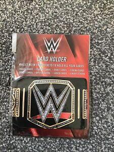 WWE Card Wallet New