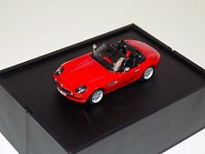 1/43 Minichamps BMW Z8 in red Daler Edition