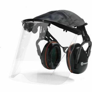 Husqvarna Hearing Protection with Visor