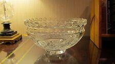 Waterford Crystal Designer Studio Richmond Centerpiece Bowl- Numbered 11/100