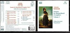 CD 1403  ANTONIO SOLER  SONATAS FOR HARPSICHORD