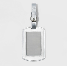 NEW A New Day - Women's Luggage Tag - Silver