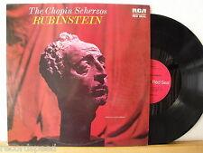 ★★ LP - ARTUR RUBINSTEIN - The Chopin Scherzos - Vinyl in Near Mint