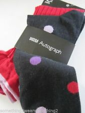 Marks and Spencer Cotton Blend Socks for Men