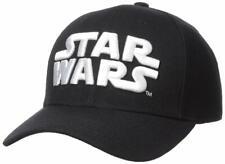 61e4350c7f21f Star Wars Logo Kids Official Snapback Adjustable Hat Grey Light Blue