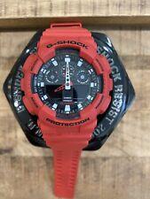 Casio G-Shock GA-100 5081 Red