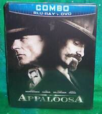 NEW OOP CANADA FUTURE SHOP EXCLUSIVE APPALOOSA STEELBOOK BLU RAY & DVD MOVIE