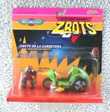 Z-bots misil Tank (micromachines Zbots 1992). Galoob Old Stock