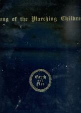 EARTH AND FIRE song of the marching children HOLLAND EX LP GATEFOLDSLEEVE