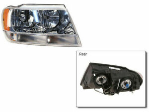 Right Headlight Assembly For 2004-2005 Chevy Classic Z355SJ SAE/DOT Approved