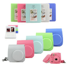 For Fujifilm Instax Mini 9 Instant Fuji Film Camera Bag Case Cover Shell + Album
