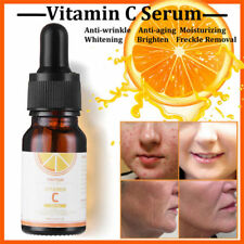 Anti Aging Wrinkles 20% Vitamin E + CHyaluronic Acid Serum For Skin Care 10ML