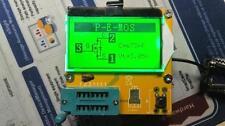 LCR-T3 transistor tester resistor capacitor ESR LED diode thyristor inductor Mos