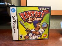 Major League Baseball 2K8 Fantasy All-Stars - Nintendo DS Complete