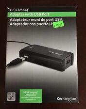 Kensington HP/Compaq Adapter With USB Port ( Brand New )