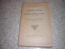 1921.esprit public département cotes-du-nord pendant révolution / Pommeret