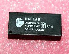 Dallas Semiconductor 64K Non Volatile SRAM  (DS1225AD)
