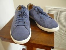 Men's Cole Haan Grand OS Blue Suede Casual Shoes Size 9 M