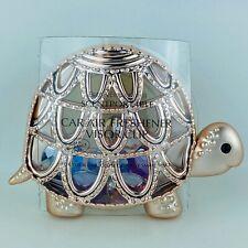 Bath & Body Works Gemstone Sea Turtle Scentportable Holder Car Visor Clip Gems
