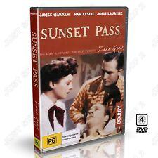 Sunset Pass (1946) : James Warren Nan Leslie : New DVD