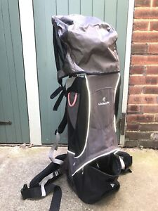 LittleLife Cross Country Baby Carrier Toddler Backpack Hiking Walking SUN SHADE