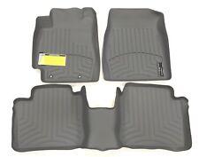 WeatherTech Floor Mats FloorLiner for Toyota Camry - 02-06 - 1st/2nd Row - Grey