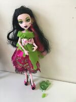 """Monster High Story """"Snow Bite"""" Draculaura Doll With Accessories"""