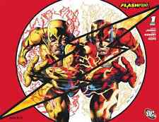 FLASHPOINT 1 SDCC 2011 SAN DIEGO COMIC CON CONVENTION CCI WRAP VARIANT SOLD OUT