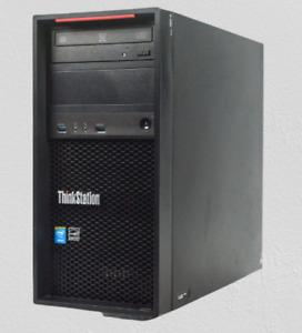 Lenovo Thinkstation P300 Intel Xeon E3-1276 V3 3.60GHz / 16GB / 500GB HDD Win 10