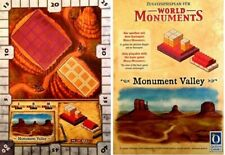 World Monuments Monument Valley Additional Play Map 2016 Promo Spielbox (ENG/D)