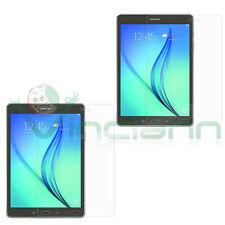 2X Pellicola display TRASPARENTE Samsung Galaxy Tab A 9.7 T550 protezione scherm