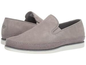 Sperry Men's Gold Cup Kittale Twin Gore Suede Slip On Shoe